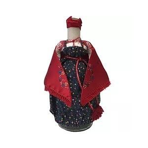 Коллекционная кукла в праздничном женском костюме Пинежского уезда -  235296