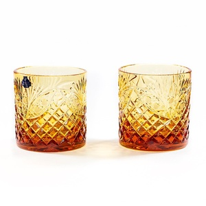 "Набор 2 стаканов для виски ""Фараон"" -"