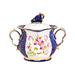 Сервиз чайный Голубая рапсодия  (надглазурные цветные краски, золото) - 993009215